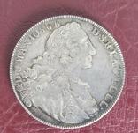 Талер Бавария 1764 год, фото №12