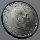 5 крон 1964 г. Дания (серебро) aUNC, фото №4