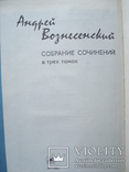 Вознесенский Андрей Собрание сочинений в трёх томах, фото №4