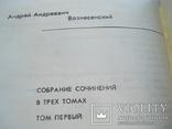 Вознесенский Андрей Собрание сочинений в трёх томах, фото №8
