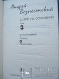 Вознесенский Андрей Собрание сочинений в трёх томах, фото №13