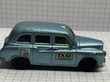 2004 Mattel Inc 1:63   London Taxi, фото №5