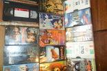 Видеокассета 38 штук Мультфильмы,комедии и др., фото №6