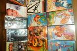Видеокассета 38 штук Мультфильмы,комедии и др., фото №8