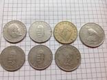 Монеты Венгрии 5, 10, 20 и 50 Форинт 7шт в лоте 1972-2003г, фото №3