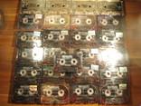 Аудиокассеты импортные б.у 25 шт.самоучитель английского языка, фото №2