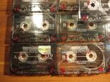 Аудиокассеты импортные б.у 25 шт.самоучитель английского языка, фото №9