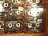 Аудиокассеты импортные б.у 25 шт.самоучитель английского языка, фото №11