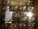 Аудиокассеты импортные б.у 25 шт.самоучитель английского языка, фото №13