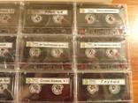 Аудиокассеты импортные б.у 25 шт. с молитвами, фото №5