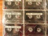Аудиокассеты импортные б.у 25 шт. с молитвами, фото №6