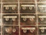 Аудиокассеты импортные б.у 25 шт. с молитвами, фото №7