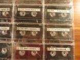 Аудиокассеты импортные б.у 25 шт. с молитвами, фото №8