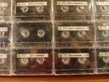 Аудиокассеты импортные б.у 25 шт. с молитвами, фото №10