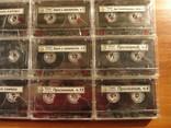 Аудиокассеты импортные б.у 25 шт. с молитвами, фото №11