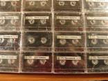 Аудиокассеты импортные б.у 25 шт. с молитвами, фото №13