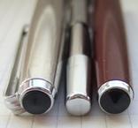 """Китайская перьевая ручка """"Lily-715"""". Пишет очень мягко, тонко и насыщенно., фото №5"""
