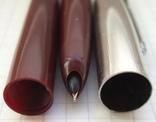 """Китайская перьевая ручка """"Lily-715"""". Пишет очень мягко, тонко и насыщенно., фото №7"""