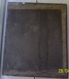 Святий Миколай /картина 18 ст/темпера/ домоткане полотно Поділля, фото №5