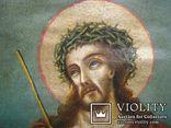 Икона Иисус -  55 см. х 70 см., фото №3