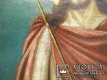Икона Иисус -  55 см. х 70 см., фото №5