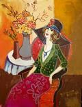Дама в шляпе, фото №2