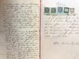 Марки на Документах 19 века., фото №5
