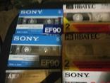 Аудиокассеты разные в упаковке и запайке 13 шт фото 3