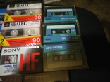 Аудиокассеты разные в упаковке и запайке 13 шт фото 6