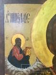 Икона Св.Николай Чудотворец, фото №5
