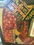 Икона Св.Николай Чудотворец, фото №10
