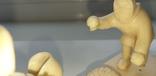 Клык моржа Уэлен композиция рыбалка, фото №7