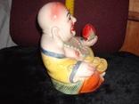 Будда фарфор, фото №4