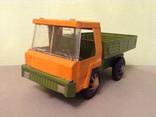 КАМАЗ железный автомобиль СССР, фото №3