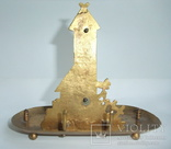 Чернильница. Письменный прибор с термометром. Европа ХІХ век., фото №10