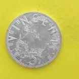 Нідерланди 5 євро, 2003 150-та річниця - Народження Вінсента ван Гога, фото №2
