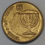 Ізраїль 10 агорот, 1997 фото 2