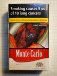 Сигареты Monte Carlo RED Германия