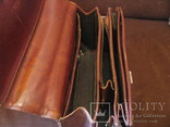 Мужская барсетка из натуральной кожи - PETEK., фото №5