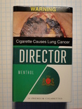 Сигареты DIRECTOR MENTHOL фото 1