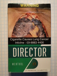 Сигареты DIRECTOR MENTHOL фото 2