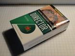 Сигареты DIRECTOR MENTHOL фото 7