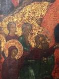 Икона Сошествие во ад, фото №9