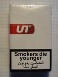 Сигареты UT Classic RED фото 2
