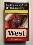 Сигареты WEST ORIGINAL фото 1