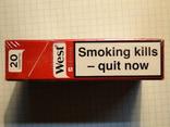 Сигареты WEST ORIGINAL фото 3