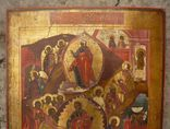 Икона ''Воскресение Христово''19в., фото №4