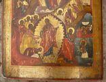 Икона ''Воскресение Христово''19в., фото №5