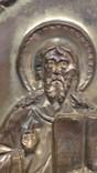 Ікона на металі Кінець 19ст, фото №10