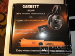Garrett Pro Pointer AT Z-Lynk Pinpointer with MS-3 Wireless Headphones